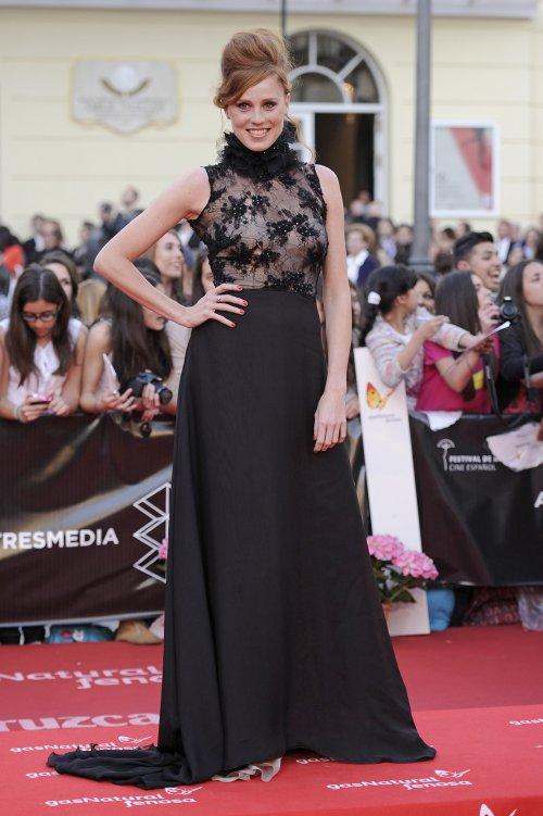 María Castro en el Festival de Málaga de Cine Español