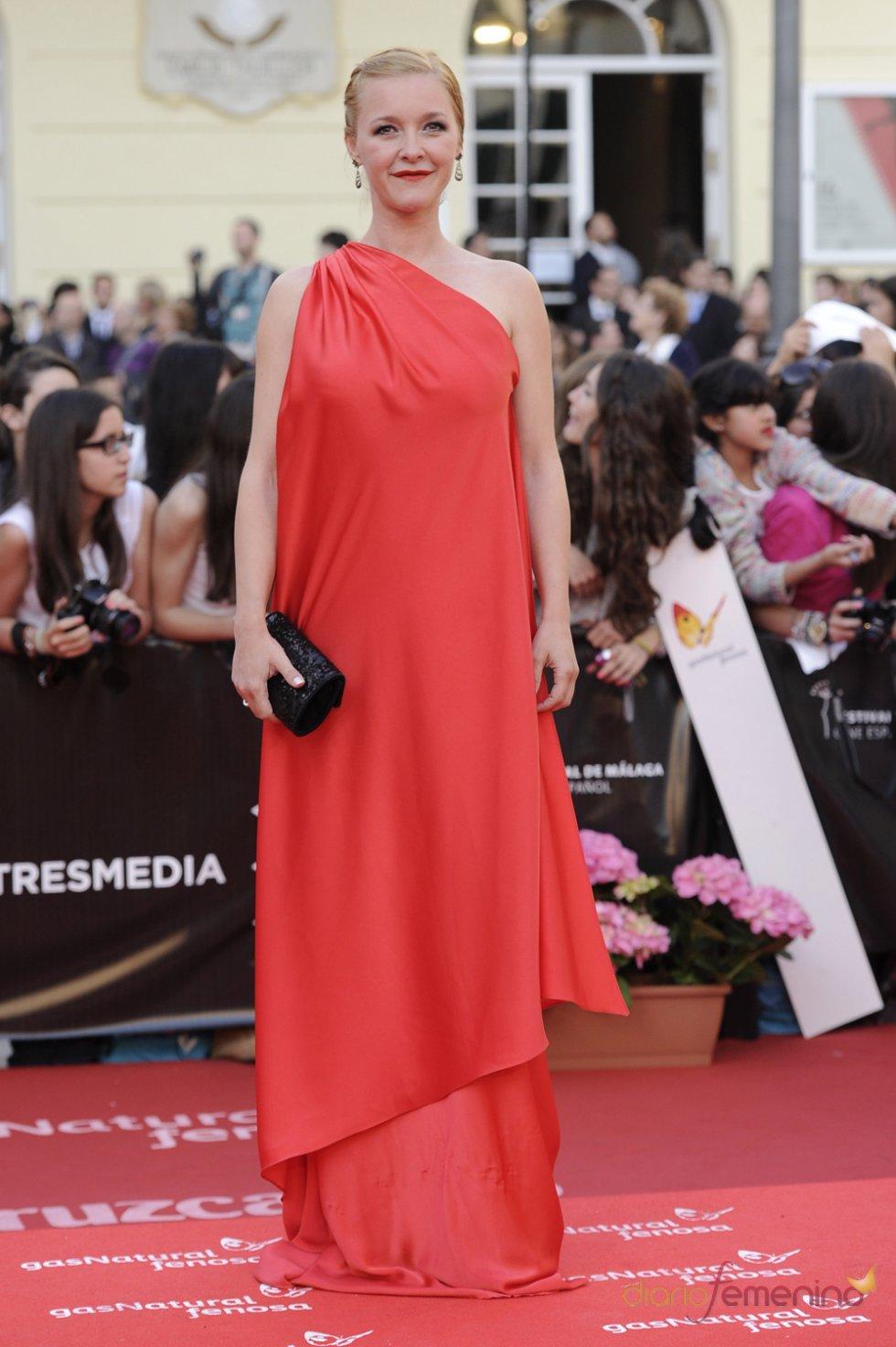 María Esteve en el Festival de Málaga de Cine Español