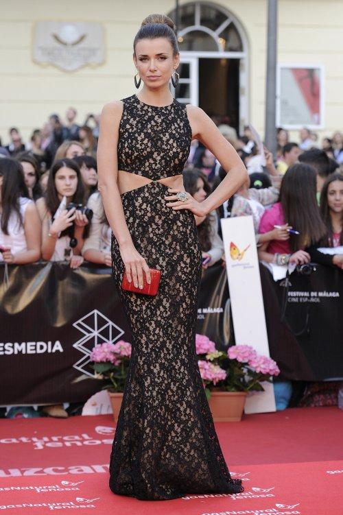 Natasha Yarovenko en el Festival de Málaga de Cine Español