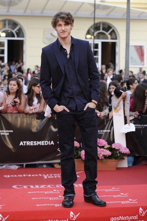 Nicolás Coronado en el Festival de Málaga de Cine Español