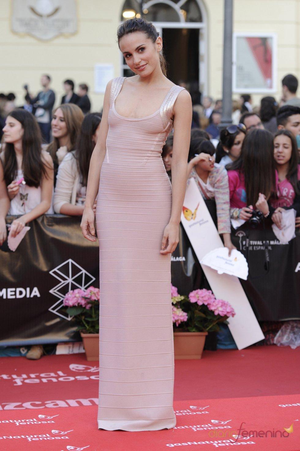 Verónica Echegui en el Festival de Málaga de Cine Español