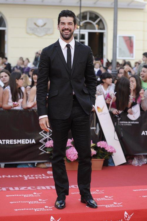 Miguel Ángel Muñoz en el Festival de Málaga de Cine Español