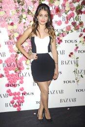 Hiba Abouk, muy sexy en la presentación del perfume de Tous 'Rosa'