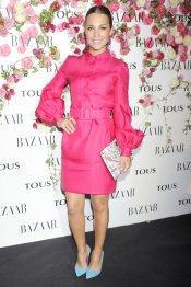 El impresionante look de Paula Echevarría en la presentación del perfume de Tous 'Rosa'