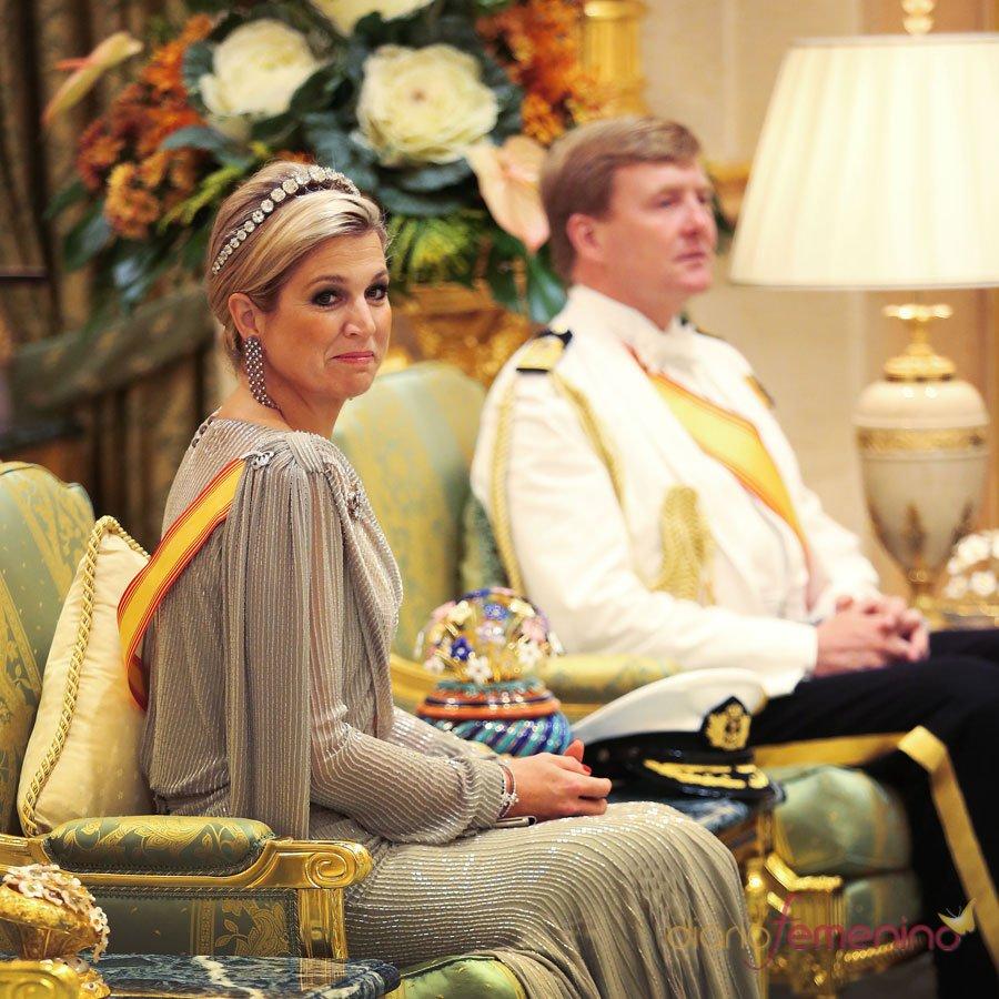 Guillermo y Máxima, la coronación de Holanda