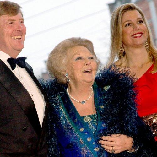 La Reina Beatriz y el futuro de Holanda: Guillermo y Máxima