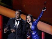 Don Omar y Natty Natasha celebran un Billboard Latino 2013