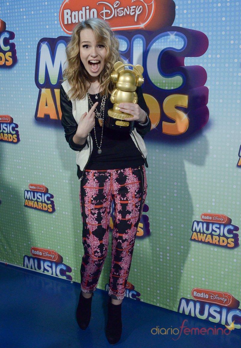 Bridgit Mendler, ganadora de un premio en los Radio Disney Music Awards 2013
