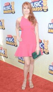 Debby Ryan, una de las chicas Disney más prometedoras en la gala Radio Disney Music Awards 2013