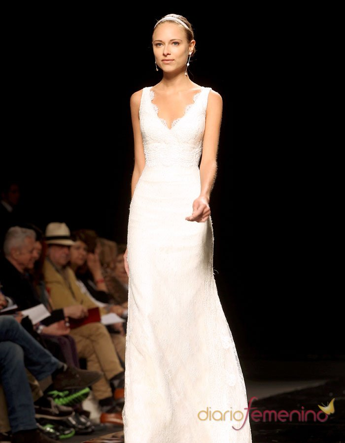 Rosa Clará, una apuesta segura en vestidos de novia