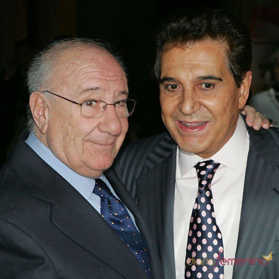Muere Alfredo Landa: sus amigos como Andrés Pajares