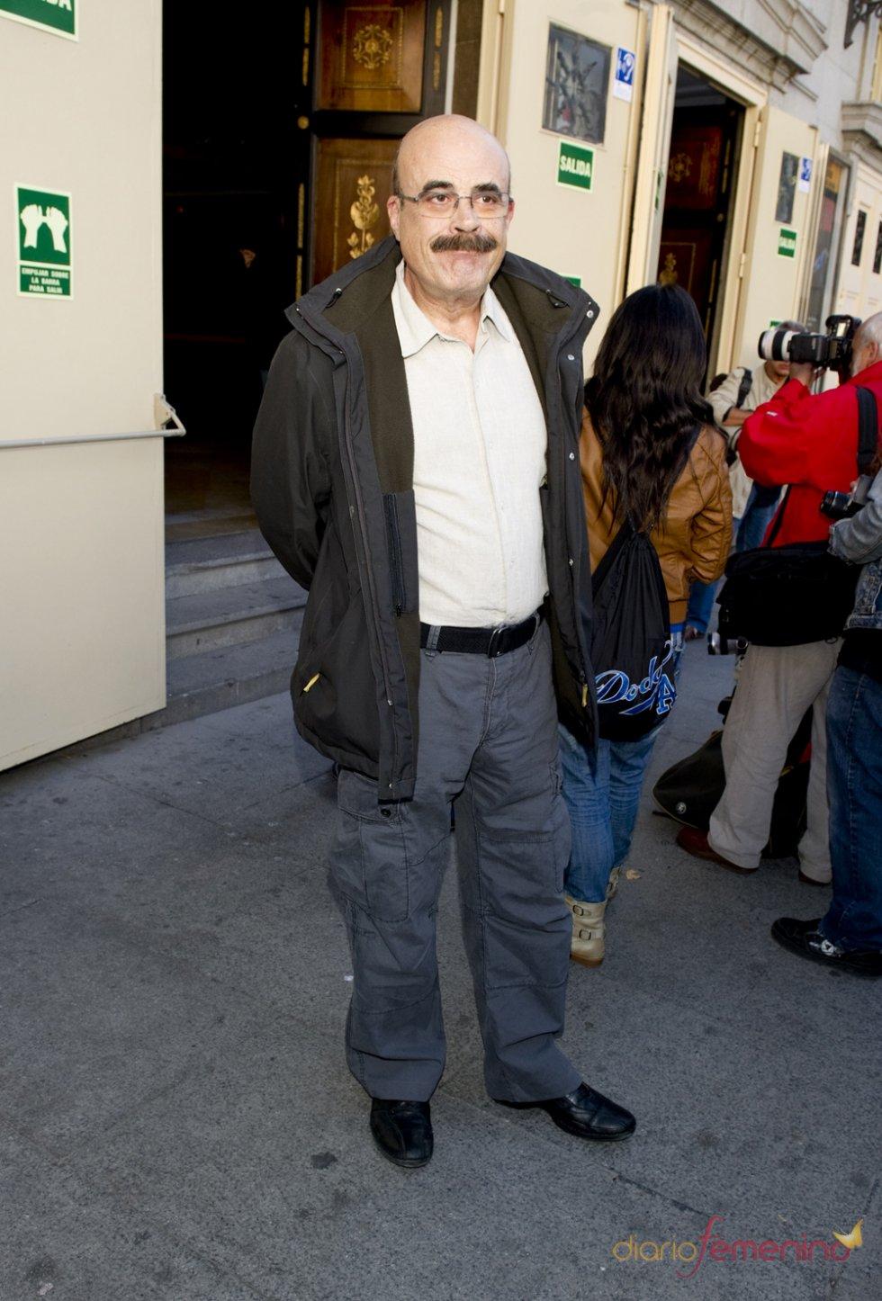 Funeral de Constantino Romero: un hombre de teatro