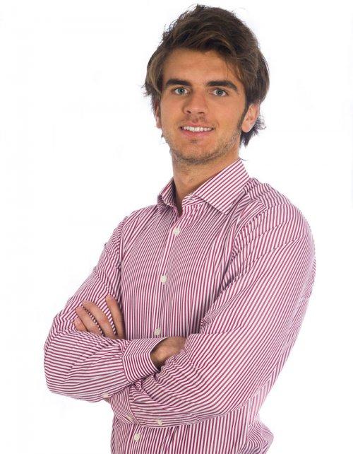 Concursantes GH14: Edoardo, el fisio italiano de Gran Hermano