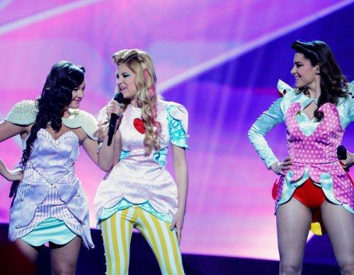 Eurovisión 2013: el trío de Serbia fracasa