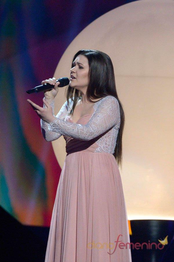 Eurovisión 2013: la elegancia de Rusia, una de las favoritas