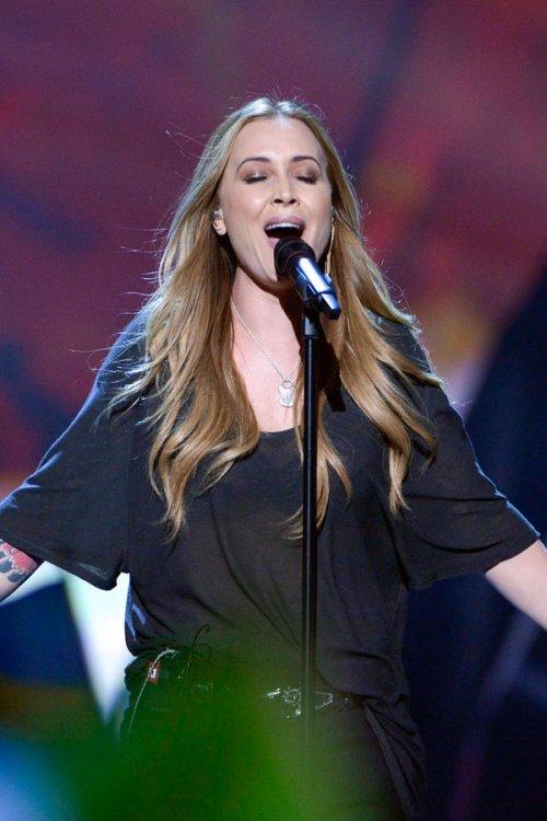 Eurovisión 2013: Anouk, la heroína de Holanda
