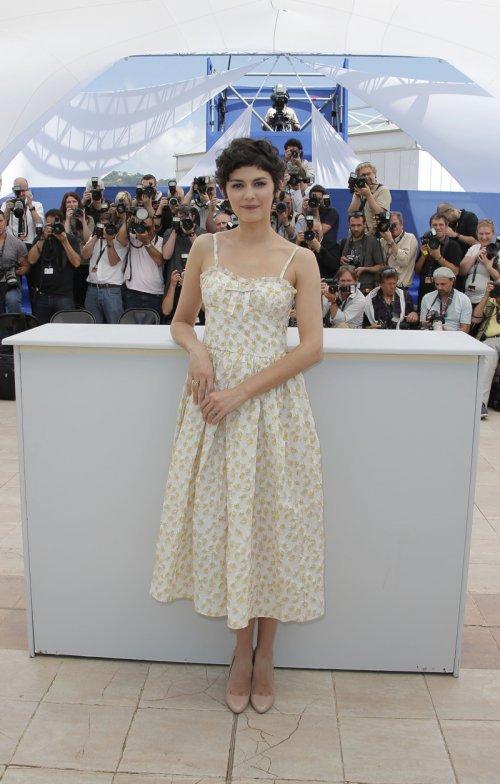 Audrey Tautou, presentadora de la gala de inauguración del Festival de Cannes 2013