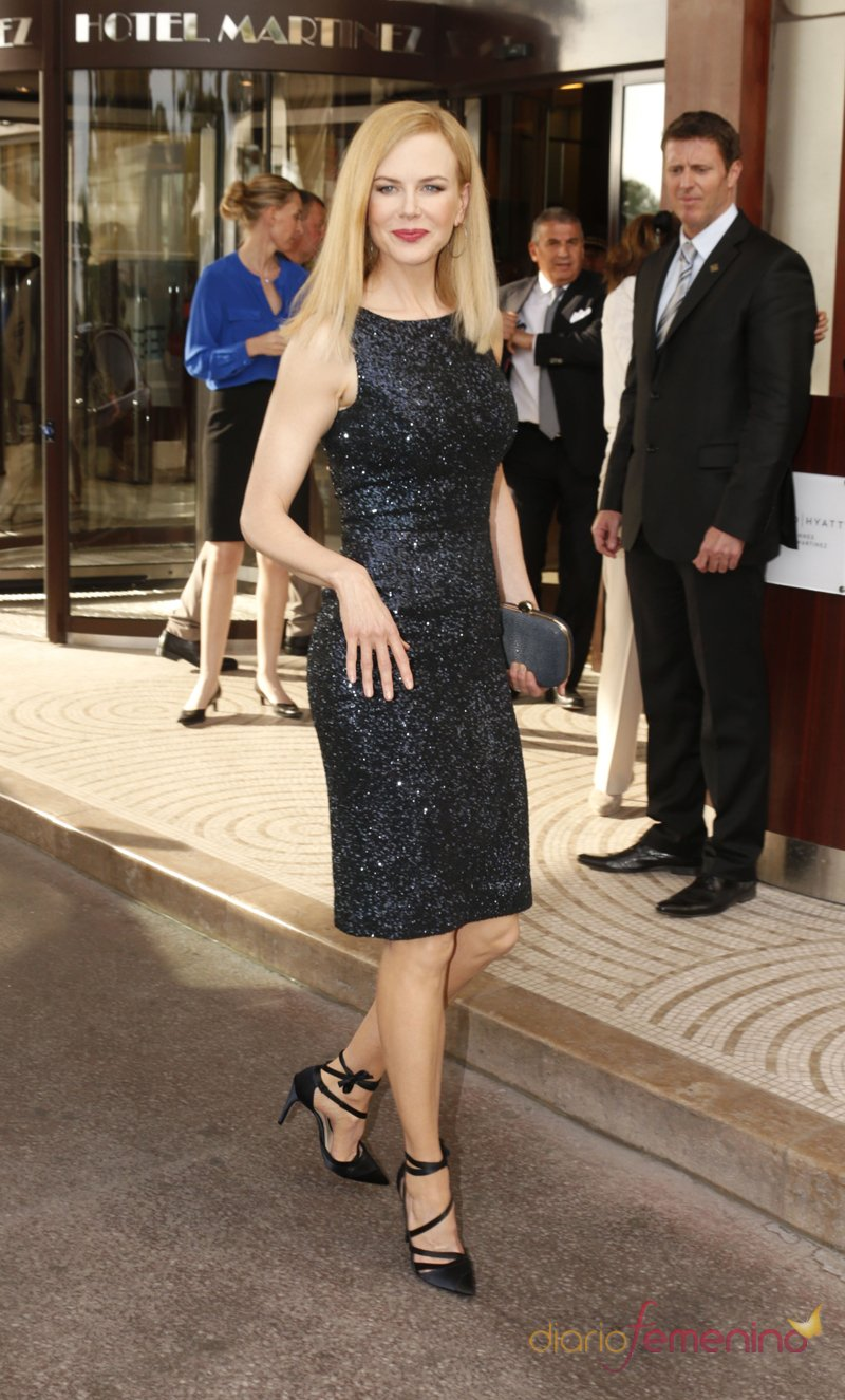 Nicole Kidman, jurado del Festival de Cannes 2013