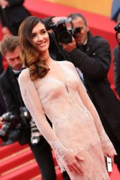 Paz Vega, en el Festival de Cannes 2013