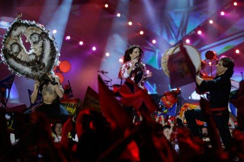 Festival de Eurovisión 2013: Bulgaria se monta una fiesta en Suecia