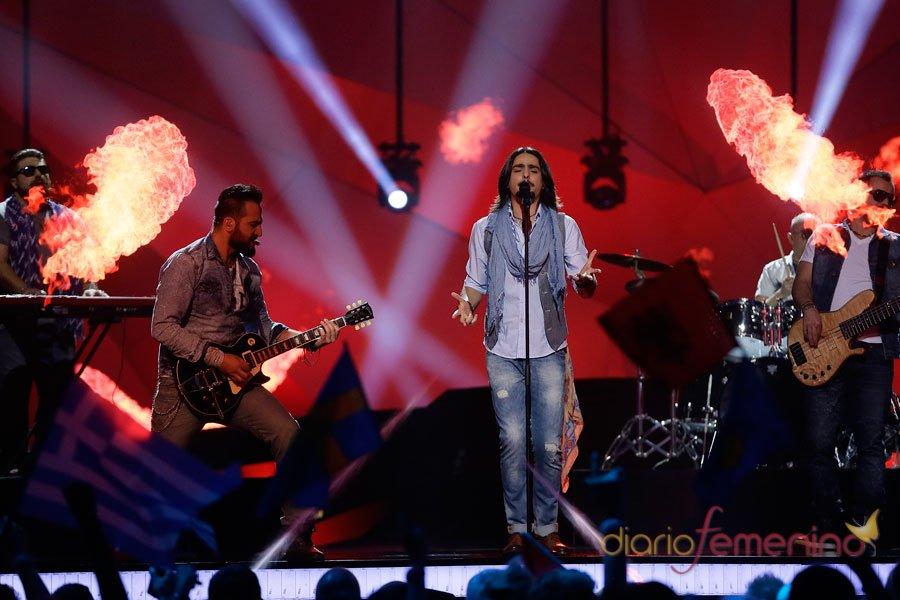 Festival de Eurovisión 2013: Armenia y su 'incendio' en Suecia