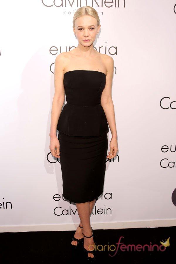 La fiesta de Calvin Klein en el Festival de Cannes: Carey Mulligan