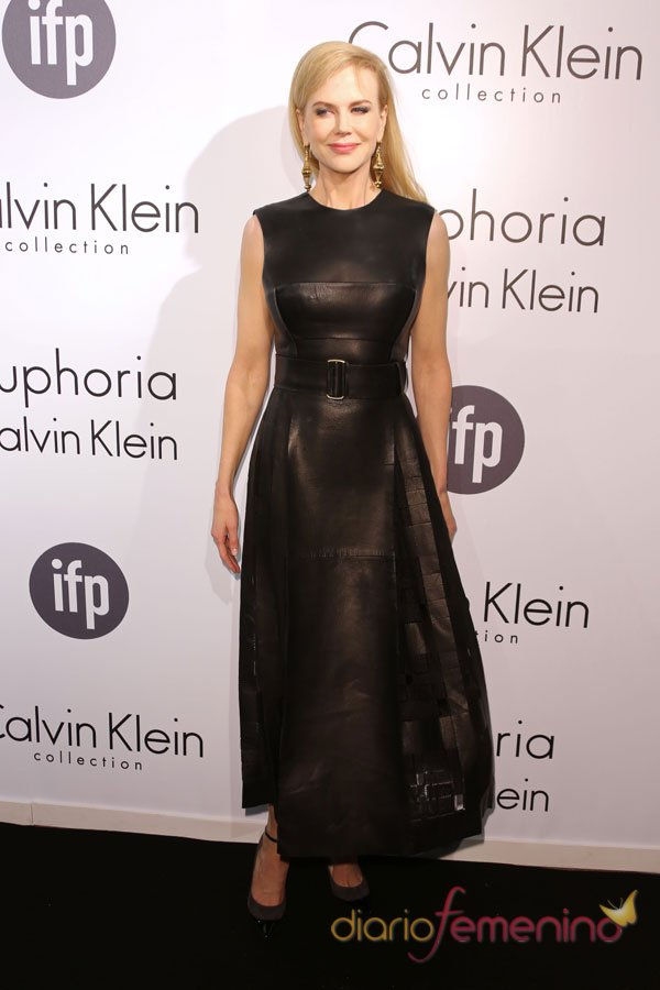 Nicole Kidman, en la fiesta de Calvin Klein del Festival de Cannes 2013