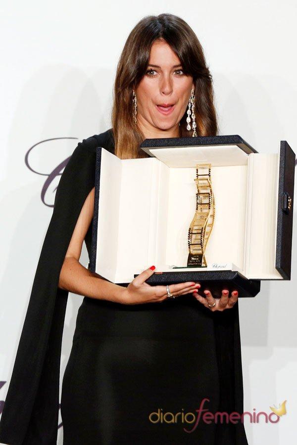 El vestido de Blanca Suárez, Premio Chopard en Cannes 2013