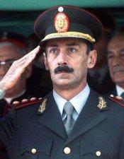 Funeral de Jorge Videla: una vida militar