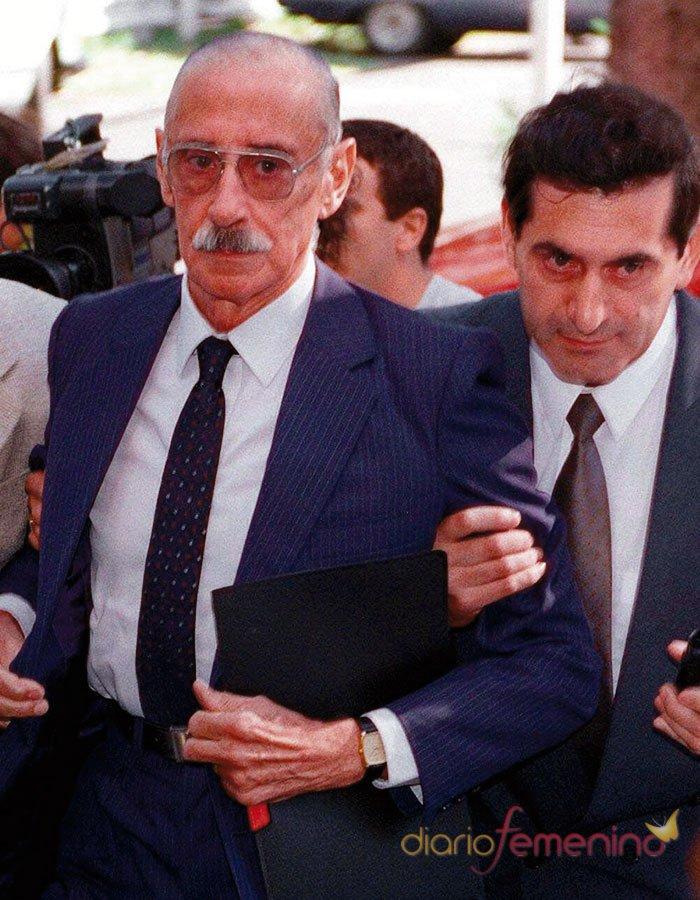 Funeral de Jorge Videla: extensa familia de siete hijos