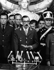 Jorge Videla, el jefe del golpe de Estado del terror en Argentina