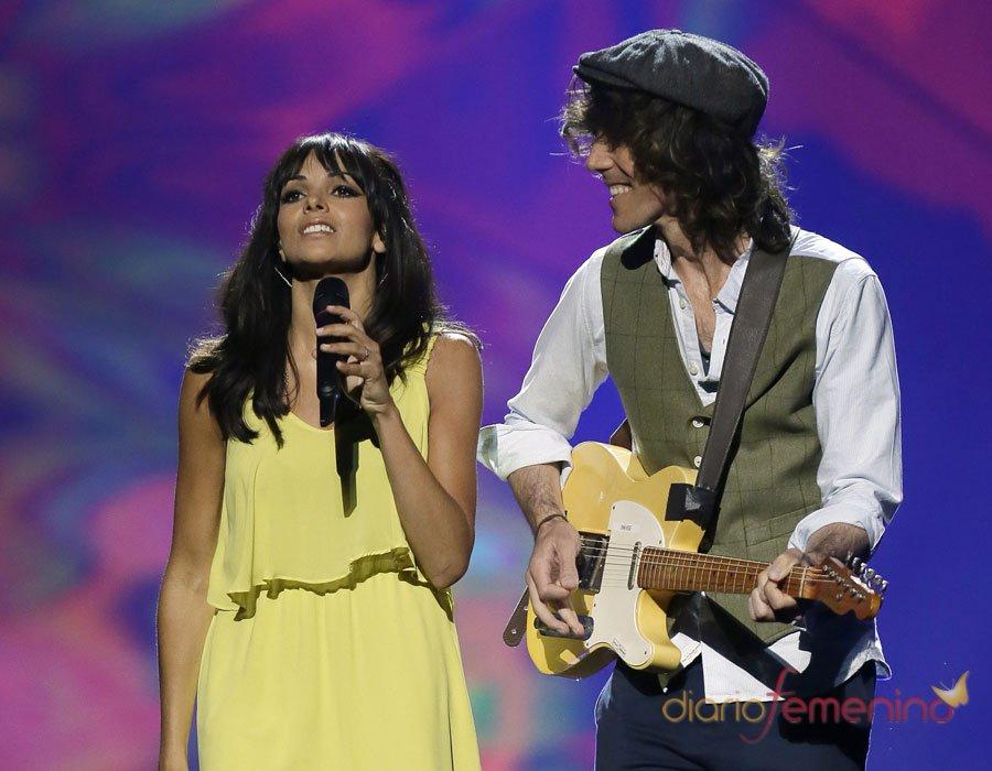 Festival de Eurovisión 2013: El Sueño de Morfeo en el último ensayo