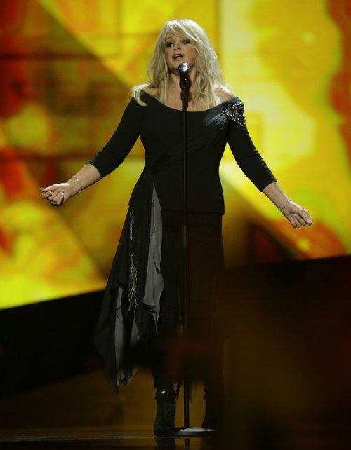 Eurovisión 2013: Bonnie Tyler representando a Gran Bretaña en a final