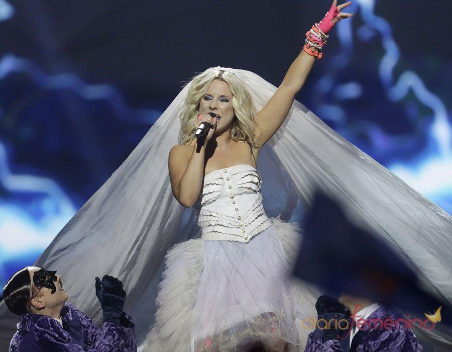 Eurovisión 2013: La actuación polémica de Finlandia en la final