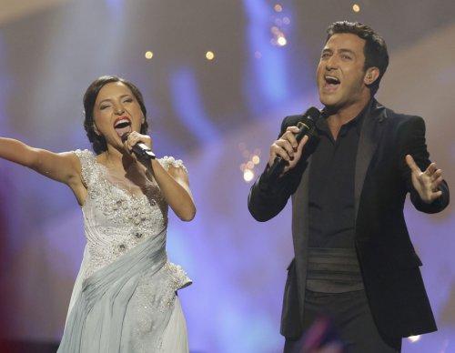 Eurovisión 2013: Georgia en su intervención de la gala final