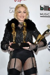 La eterna Madonna, en los Billboard Music Awards 2013