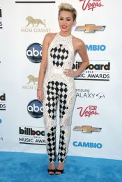 Miley Cyrus, en los premios Billboard Music Awards 2013