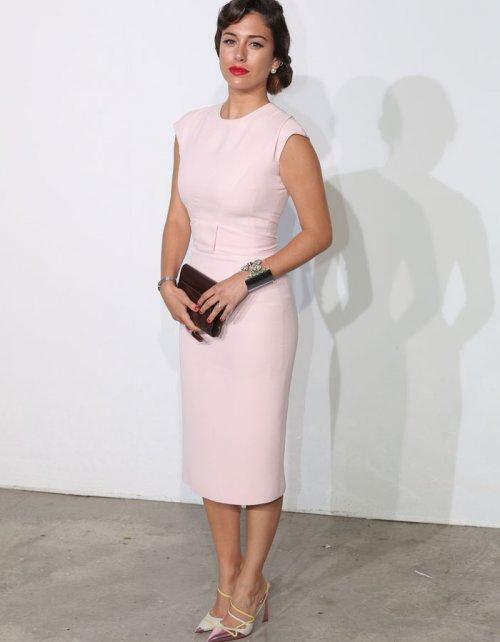 Blanca Suárez, en la fiesta de Dior en Mónaco