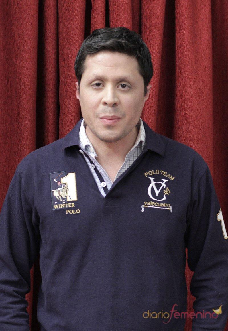Álvaro Roque, uno de los 'Simpáticos' de Un Príncipe para Corina