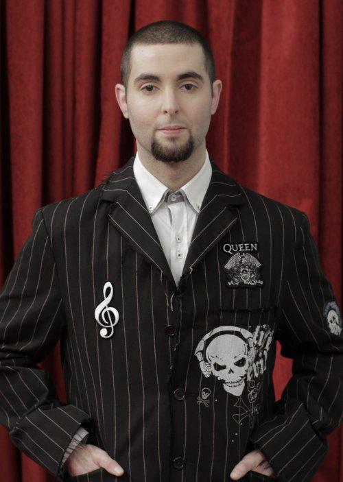 Carlos, uno de los 'Nerds' de Un Príncipe para Corina
