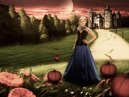 Luján Argüelles se convierte en la bruja mala de 'Un Príncipe Para Corina'