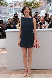 Marion Cotillard en el Festival de Cannes 2013: siempre radiante