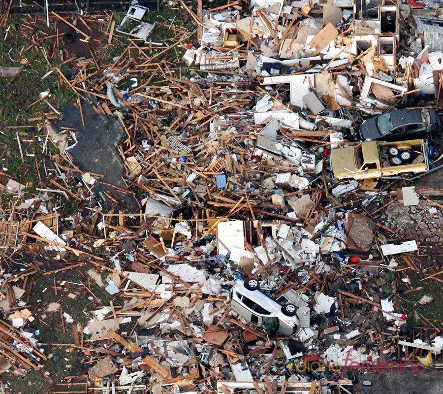 Los tornados destruyen la ciudad de Oklahoma: fotos desoladoras