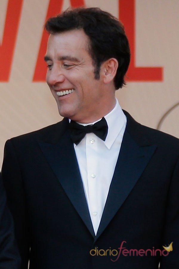 Clive Owen, de los más elegantes de Cannes 2013
