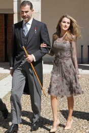 La cultura une a Letizia y el Príncipe Felipe: nueve años de amor