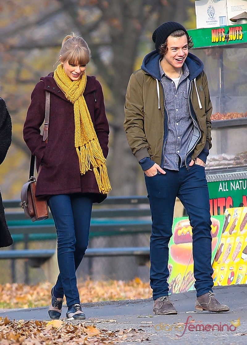 Harry Styles y Taylor Swift, una pareja de novios que no prosperó