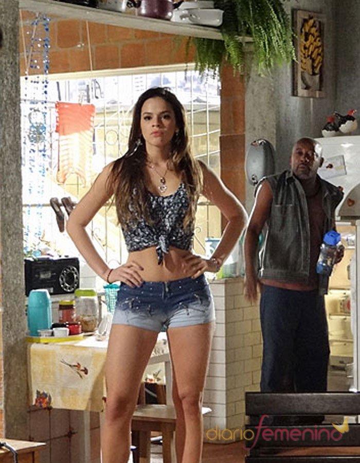 Bruna Marquezine, el carácter explosivo de la novia de Neymar