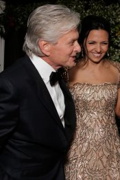Michael Douglas, sin Catherine Zeta Jones en Cannes 2013