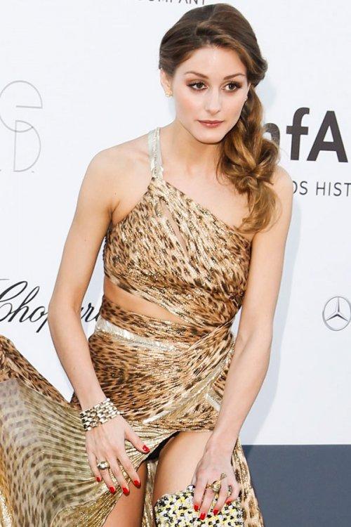 Olivia Palermo, pillada en bragas: descuidos de famosas