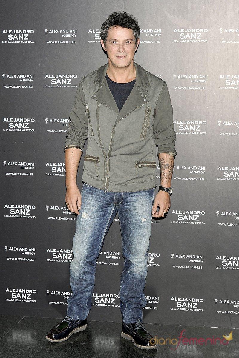Alejandro Sanz se estrenó como coach en la primera edición de La Voz México